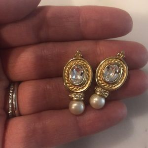 Vintage DIOR Earrings - Authentic